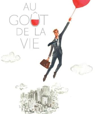 Campagne publicitaire : un ballon rouge pour faire décoller les vins des Côtes du Rhône