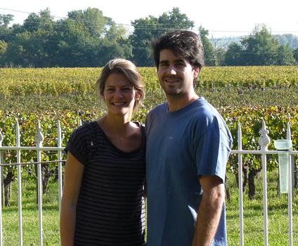 Lalande de Pomerol : reprise en mains vigneronnes pour le château Vieux Chaigneau