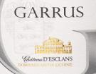 Château d'Esclans couronné pour avoir changé la perception du rosé