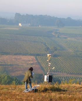 Anjou : l'avenir de l'Unité Expérimentale Vigne et Vin en cours de construction