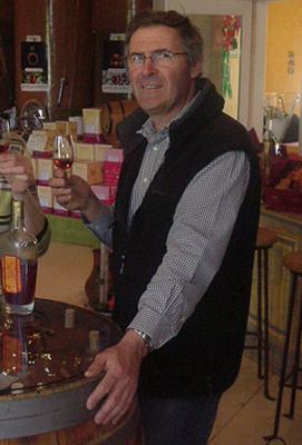 L'interprofession du Cognac présidée par le vigneron Jean-Bernard de Larquier