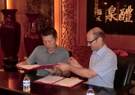 Prouesse de Gascon : les vins de Plaimont distribué en Chine par le « colosse » Changyu