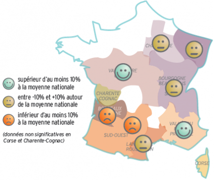 Confiants et sereins : les vignerons invitent l'agriculture française à l'optimisme