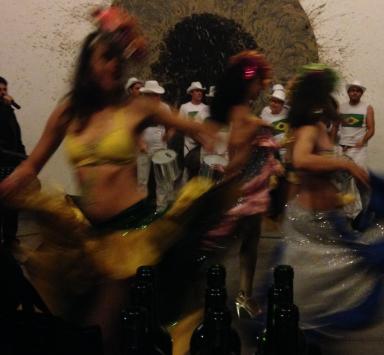 Soirée Nomacorc : déhanchés samba pour dégustations sans sulfites