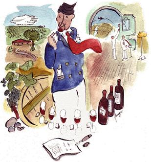Les courtiers en vins exemptés de réforme des professions réglementées
