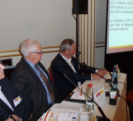 Languedoc : le CIVL satisfait de la conjoncture 2014