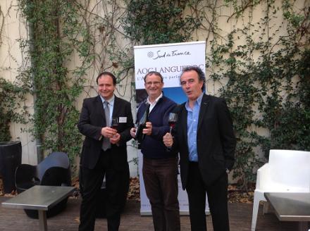 L'AOC Languedoc fête sa trentaine la fleur aux dents